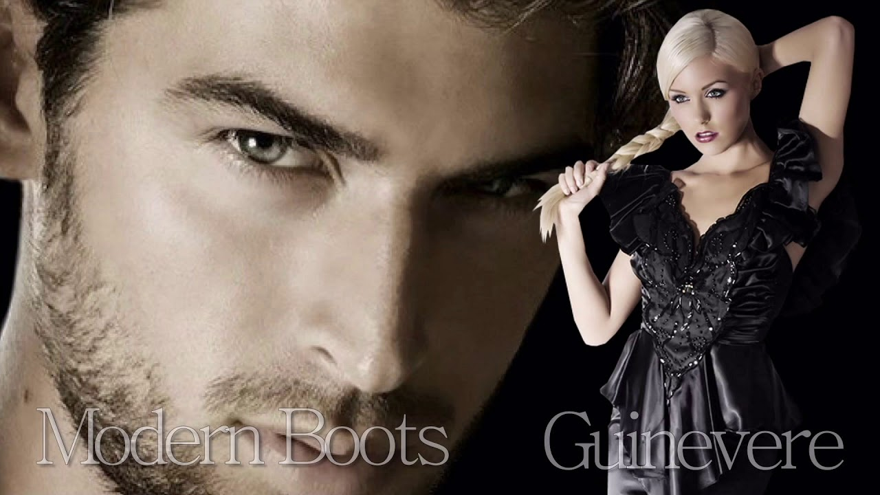 Modern Boots - Guinevere / Extended Vocal Mix ( İtalo Disco )
