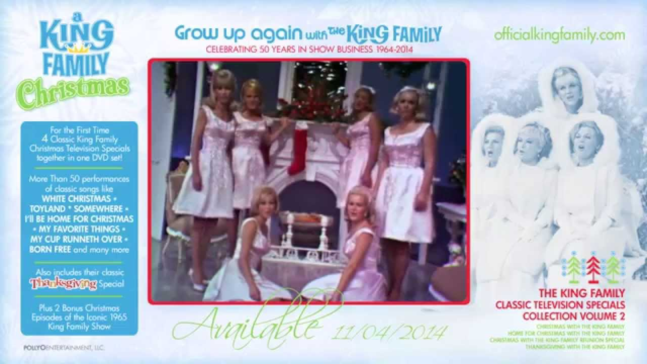 A King Family Christmas: TV Specials Collection Volume 2 - YouTube