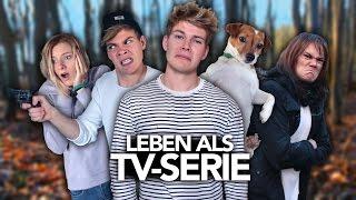 WENN MEIN LEBEN EINE TV-SERIE WÄRE | Joey's Jungle