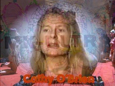MK-Ultra Mind Control Survivor - Cathy O'Brien
