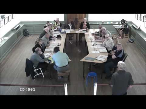 whitby town council 02 08 16