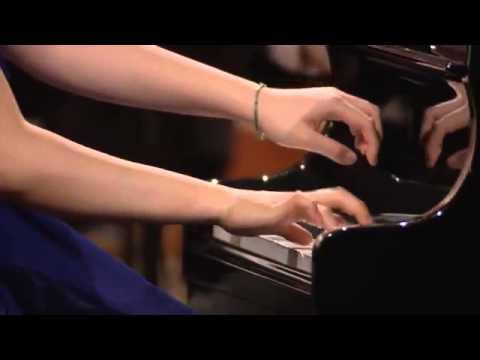Concours de Genève Ji Yeong Mun, 1st Prize piano 2014, Alexander Shelley conductor