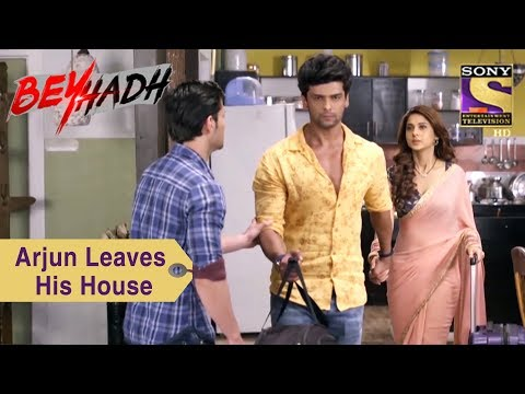 Your Favorite Character | Arjun Leaves His House | Beyhadh