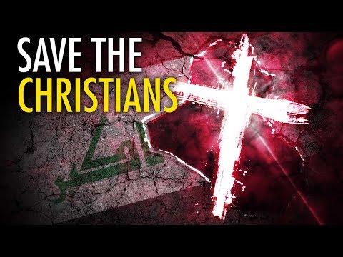 Ezra Levant in Iraq: Bringing humanitarian aid to region's Christians