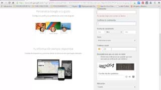 Como convertir nuestra cuenta personal en una cuenta de Google