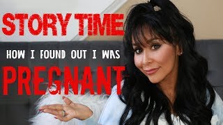 SNOOKI'S STORY TIME: How Jionni and I found out I was pregnant with Lorenzo