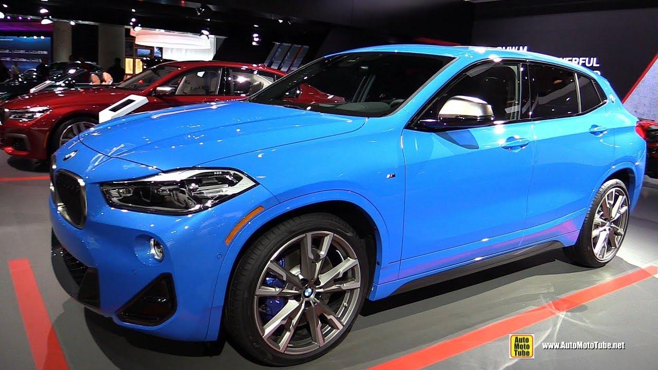2019 Bmw X2 M35i Exterior And Interior Walkaround 2018 La Auto Show
