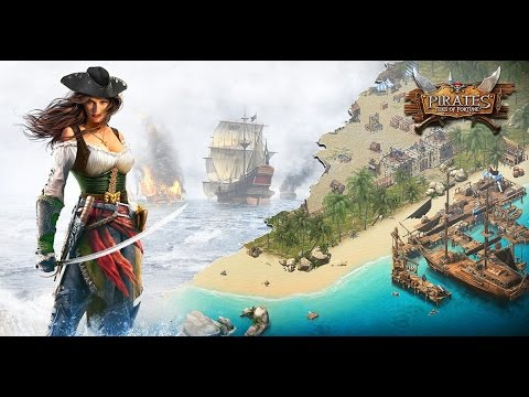 50K+ resources in Pirates: Tides of Fortune Game
