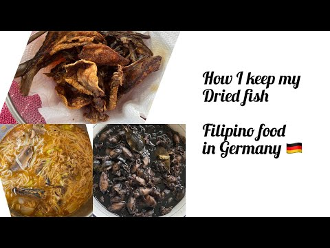 How To Store Your Fresh Dried Fish At Home