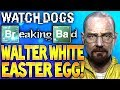 """WATCH DOGS"" Walter White ""BREAKING BAD"" Privacy Invasion ""EASTER EGG"" (watchdog secrets)"