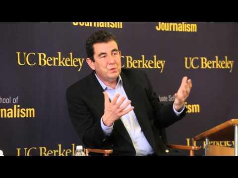 "Ari Shavit at UC Berkeley: ""My Promised Land: The Triumph and Tragedy of Israel"""