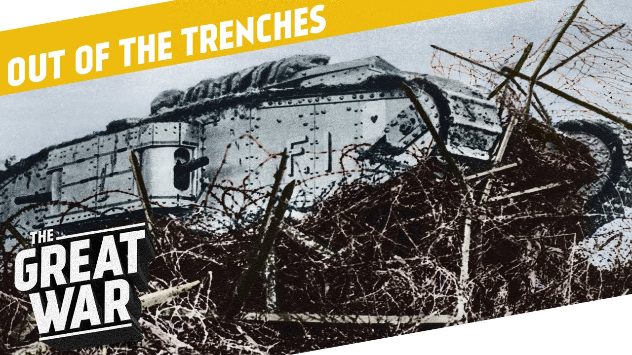 Who Laid The Barbed Wire In No Man\'s Land? I OUT OF THE TRENCHES ...