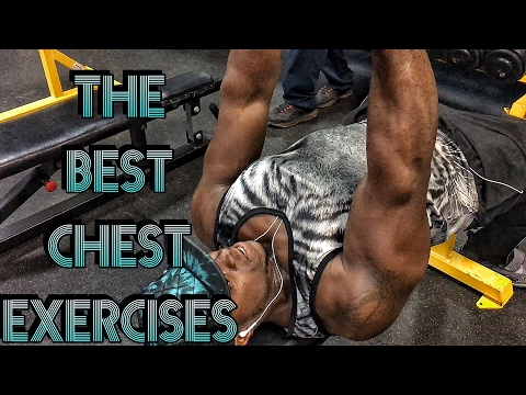 Top 10 Chest Exercises For Mass, Strength & Definition