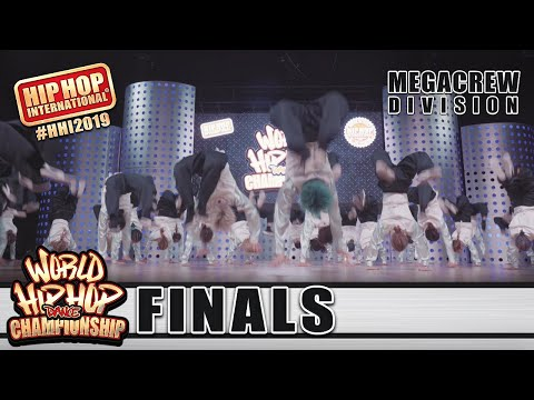 UpClose: Kana-Boon! All Star - Japan (Gold Medalist MegaCrew Division) | HHI's 2019 World Finals