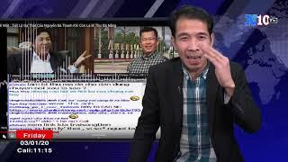 🔴04-01 Vụ Vũ Nhôm Bất Ngờ Khai Ông Nguyễn Bá Thanh Chuyện Động Trời Về Đấu Đá Nội Bộ Cộng Sản