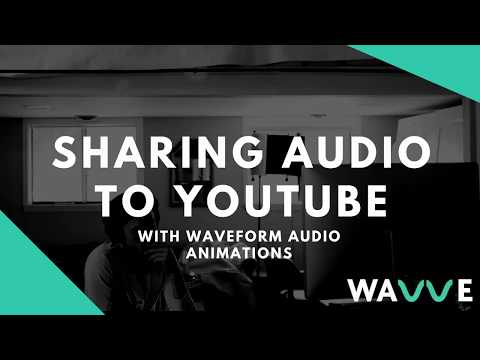 How to make a youtube video a audio file