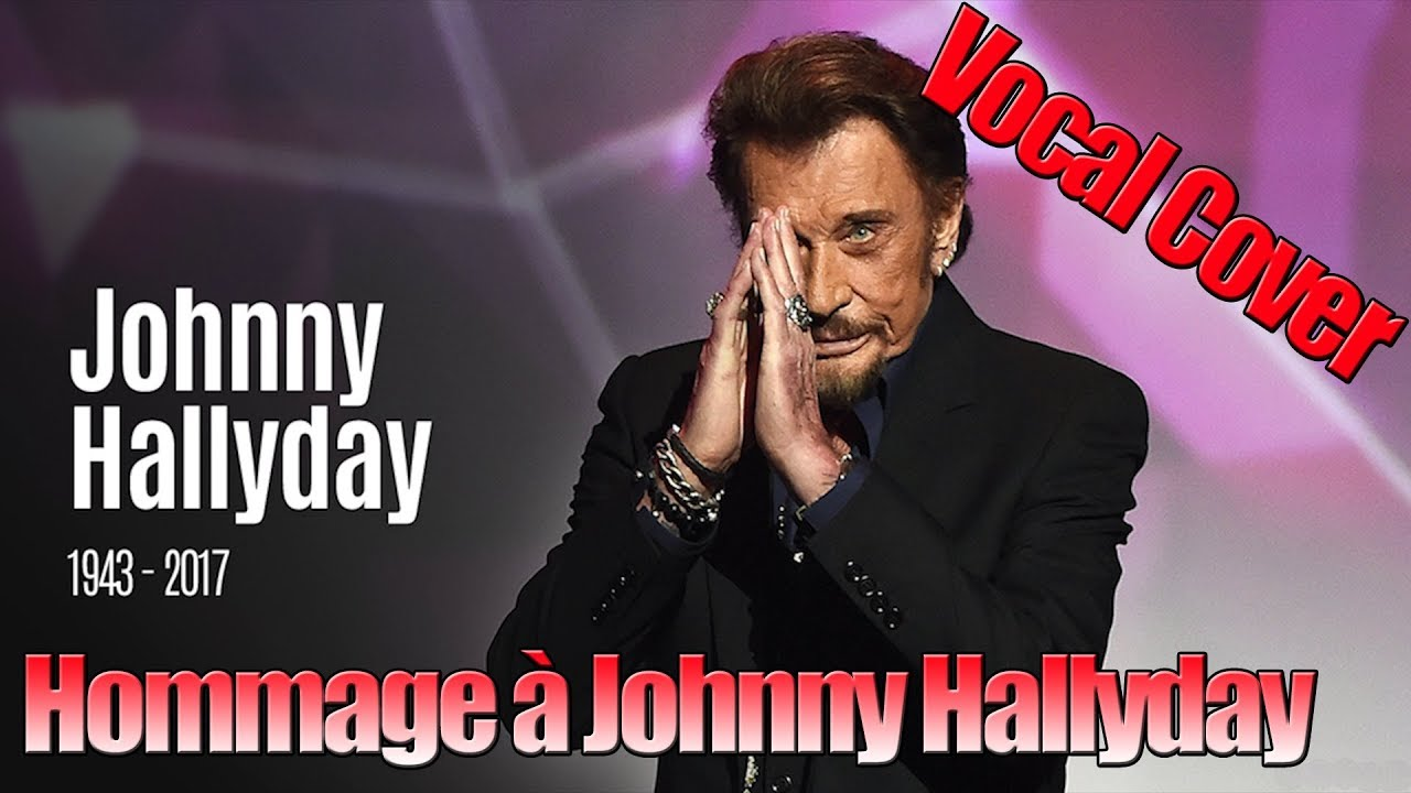 hommage johnny hallyday vocal cover l 39 envie par steph. Black Bedroom Furniture Sets. Home Design Ideas