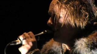 Martin Gore -  I cast a lonesome shadow [Live]