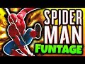 Spider-Man PS4: Funtage! - (Spider-Man Funny Moments)