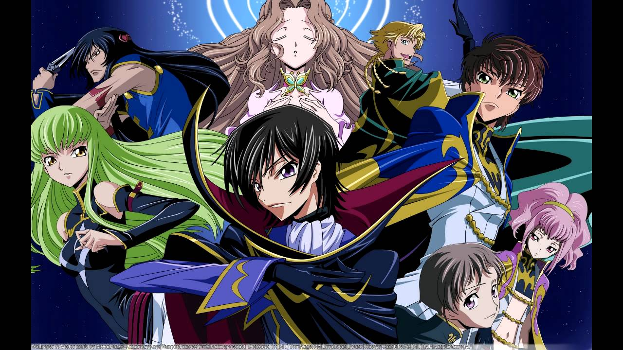 What Is Code Geass R2