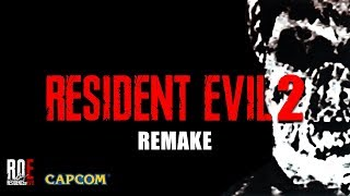 RESIDENT EVIL 2: REMAKE | News COMING SOON!?