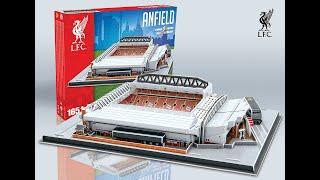 Estadio Anfield del Liverpool FC | Nanostad.