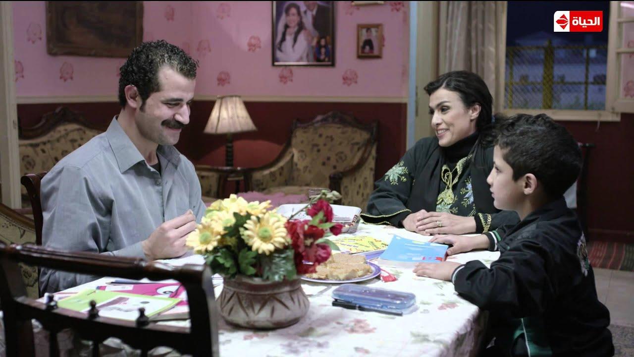 شاهد أطفال هذه الايام وكيف يكون شكلهم فى الدراما المصرية .... الحلقة 5 من مسلسل