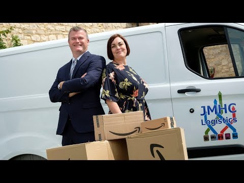 Behind the wheel: Yorkshire logistics business finds route to success