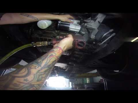 chevy equinox 3 4 starter replacement - YouTube