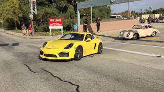 NEAR MISSES! Cars and Coffee Pelican Parts! POWERSLIDES AND MORE! CAUTION LOUD!!!