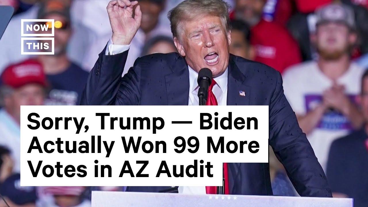 Download Trump Claims He Won the Arizona Audit