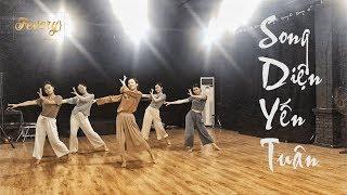 Múa SONG DIỆN YẾN TUÂN 双面燕洵 (Cover) | Vũ đoàn Fevery (Kèm clip hướng dẫn)
