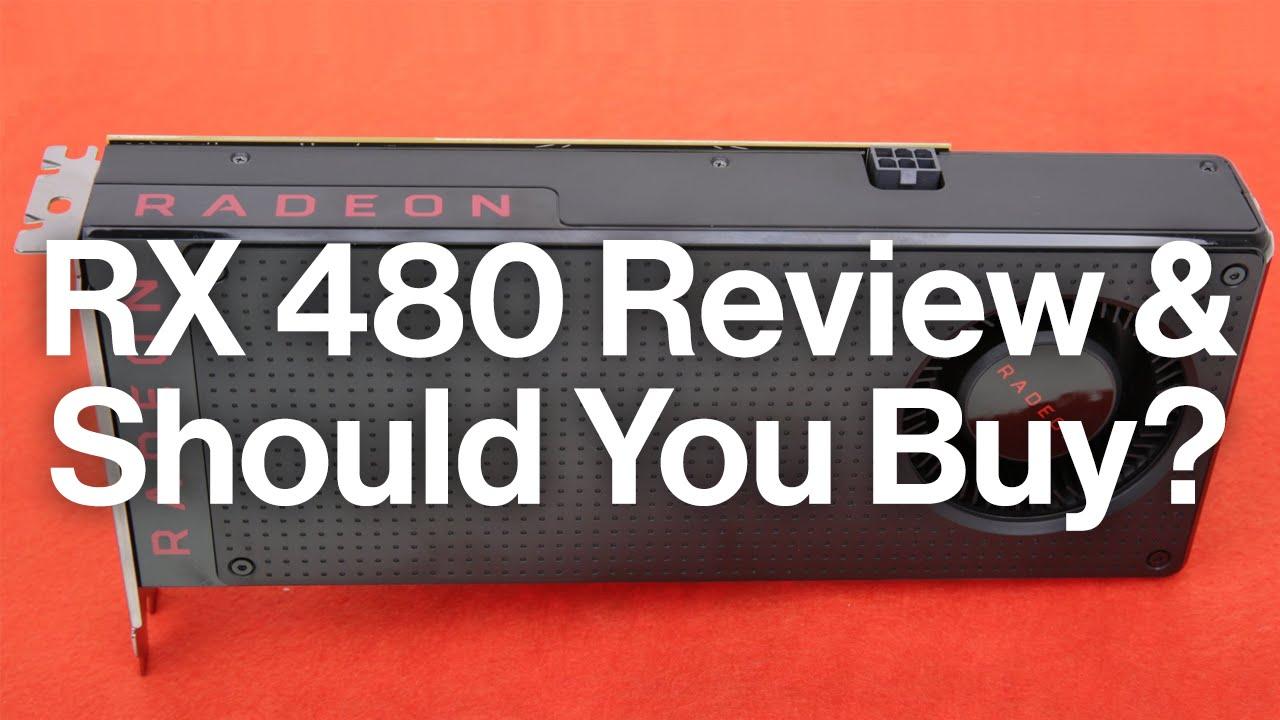 Стоит ли покупать XFX RX 480 8 ? (RS TripleX Edition) - YouTube