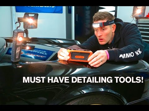 Must Have Detailing Tools & Toys Review