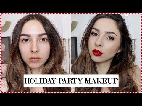 HOW TO GLOW UP FOR THE HOLIDAYS 2017 | Chelsea Trevor