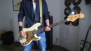 Weezer - Beach Boys - Bass cover