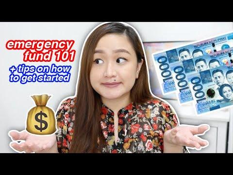 Emergency Fund 101 💵 + Saving Tips! (MUST WATCH)   Tita Talks 🍵
