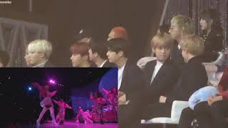 BTS  reaction to Ariana Grande (Live From The Billboard Music Awards / 2019) Video