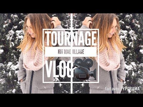 TOURNAGE, FREELANCE KIT & RANGEMENT BUREAU - VLOG 14 | Carole Anne Bilodeau