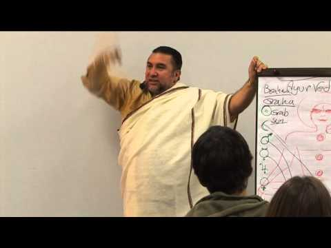 1/2: Prahlad Nrisimha: Ayurvedic Astrology - Conscious Living in a unconscious world