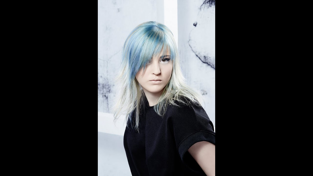 The Bold And Color Hair Trend Fallwinter 201415 Youtube