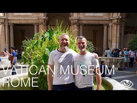 Vatican Museum, Rome (4K) / Italy Travel Vlog #220 / The Way We Saw It