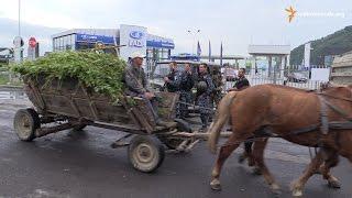 «Правий сектор» хотів навести «порядок у місті», але тут є свій «порядок» – мешканець Мукачева