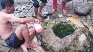 Wisata Alam Pemandian Air Panas Batu Kuwung Padarincang Banten