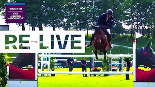 RE-LIVE   Longines FEI Jumping Nations Cup™ 2021   St Gallen (SUI)   Longines Grand Prix