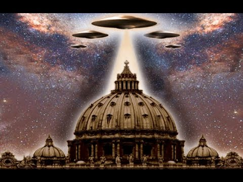 Astonishing Vatican Plan to Unveil an Alien (ET) Saviour