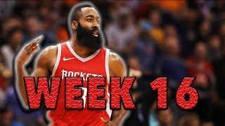 TOP 10 PLAYS OF WEEK #16 thumbnail