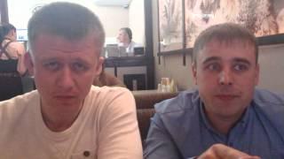 Тест-драйв ресторанов Челябинска. Бизнес-Ланч, кафе ресторан Академия суши. Выпуск №7