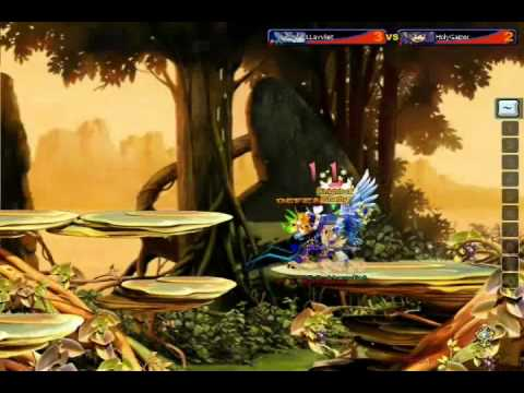 Lass (Thief) Otto shot, Multiple Grabs, Combos, and some other useful moves