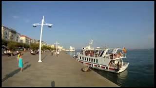 Playas y paseo marítimo de Santander